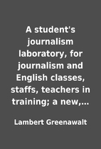 A student's journalism laboratory, for…