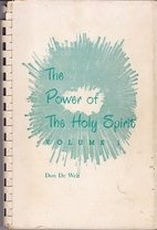 The Power of the Holy Spirit [Set] by Don…