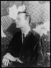 Author photo. Coleman Dowell, 1957. Photo by Carl Van Vechten. (Library of Congress Prints and Photographs Division)