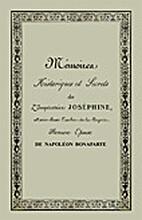 Mémoires historiques et secrets de…