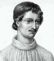 Author photo. From <a href=&quot;http://commons.wikimedia.org/wiki/Image:Giordano_Bruno.jpg&quot;>Wikimedia Commons</a>