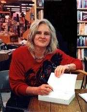 Author photo. Penelope Rosemont