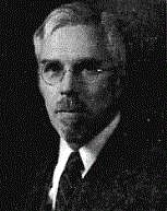 Author photo. Albert Orion Hayes [credit: Geological Society of America]