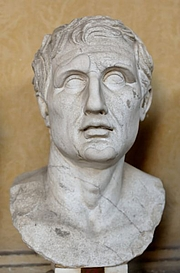 Author photo. Roman copy of the Imperial era <br>after a Greek original (ca. 343–291 BC), <br>Museo Chiaramonti <br>(Credit: Marie Lan-Nguyen, 2006)
