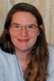 Author photo. Photo by Dawn Van Hall