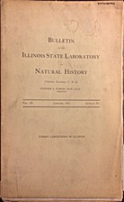 Bulletin of the Illinois State Laboratory of…