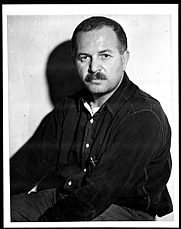 Author photo. Ben Shahn (1898-1969)