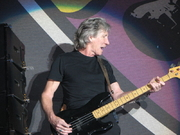 Author photo. Roger Waters (ex-Pink Floyd) performing at Arrow Rock Festival, June 10, 2006 (Photo credit: Jethro, Wikipedia user)