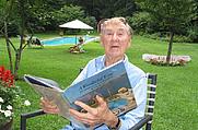 Author photo. Slim Aarons