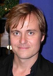 Author photo. John Burlinson, Nov. 10, 2007