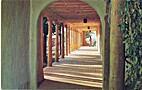 Portal, Sagebrush Inn by J. Hobson Bass