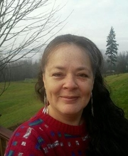 Author photo. Janalyn Voigt, creating worlds of beauty and danger in fiction