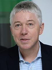 Author photo. Friedrich Lenger [credit: Deutsche Forschungsgemeinschaft]