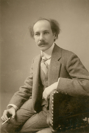 Author photo. ca. 1910s