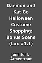 Daemon and Kat Go Halloween Costume…