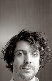 Author photo. Ramsey Nasr by Michiel Hendryckx, 2010