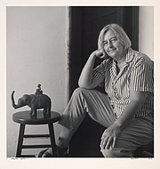 """Author photo. Photo by Robert Giard, at <a href=""""http://digitalgallery.nypl.org/nypldigital/id?1661138"""" rel=""""nofollow"""" target=""""_top"""">New York Public Library Digital Gallery</a>"""