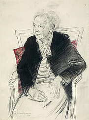 Author photo. Margaret H. Swain (1909-2002) In 2001, a pencil drawing of her by Elizabeth Blackadder was accepted by the Scottish National Portrait Gallery, donated by her children in honour of their mother's 90th birthday.