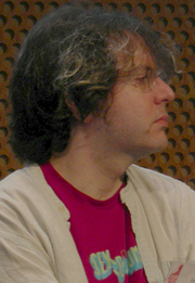 Author photo. Photo by Joe Mabel, 2007 (Wikipedia)
