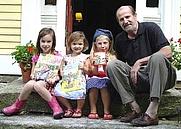 Author photo. Photo by Bev Yates