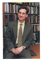 Author photo. Prof. Leigh Eric Schmidt (photo courtesy of Princeton University)