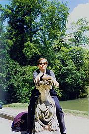 Author photo. Claire Trevor School of the Arts