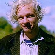 Author photo. Martina Haris/Julian Assange; cropped by uploader