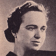 Author photo. Mabel Seeley (1903–1991)