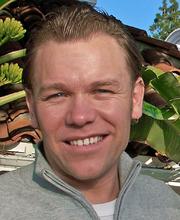 Author photo. Eric J. Guignard