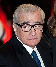 Author photo. Martin Scorsese