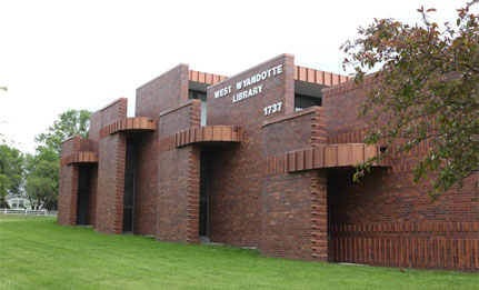 Kansas City, Kansas Public Library - West Wyandotte Library