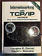 Internetworking with TCP/IP Client-server…