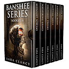 Banshee Series Books 1 - 6: Scary…