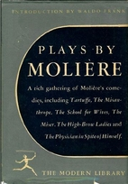 Plays By Moliere by Molière