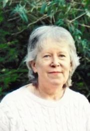 Author photo. Mildred Grieveson aka Caroline Fleming