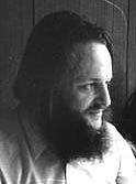 Author photo. John Conway. Photo by Konrad Jacobs.