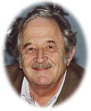 Author photo. Dr. Heinz Lichem von Löwenbourg