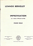 Improvisation (on a theme by Manuel de…