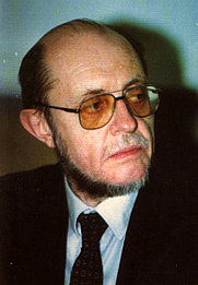 Author photo. Boris Uspensky [credit: Academia Europaea]