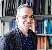 Author photo. University of Manchester