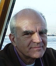 Author photo. Photo provided by the author