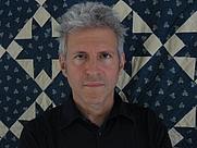 Author photo. photo by Francesca Mirabella