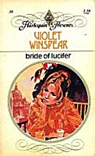 Bride of Lucifer by Violet Winspear