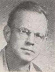 Author photo. Raymond Z. Gallun c. 1953