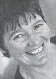 Author photo. Tosca Menten