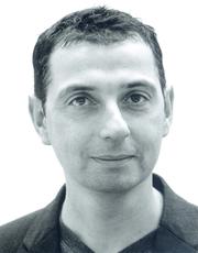 Author photo. Simon Messingham