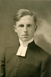 Author photo. Photograph taken about 1916