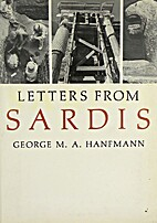 Letters from Sardis by George M. A. Hanfmann