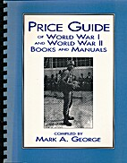 Price Guide of WWI and WWII Books and…
