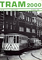 Tram 2000 n° 46 - 19 avril 1985 by Thierry…